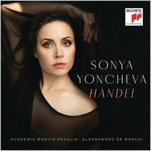 CD événement, annonce. HANDEL : Baroque Heroines par Sonya Yoncheva, soprano (1 cd SONY classical)