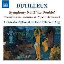 CD, compte rendu critique. HENRI DUTILLEUX : Orchestre national de Lille. Darell Ang (1 cd Naxos, 2015)