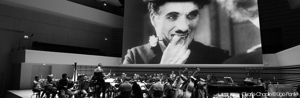 LILLE, nouveau ciné-concert spécial Charlie CHAPLIN