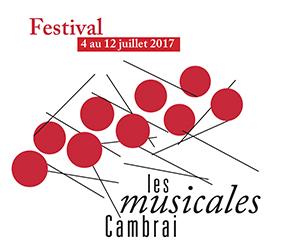Festival de Cambrai : jusqu'au 12 juillet 2017