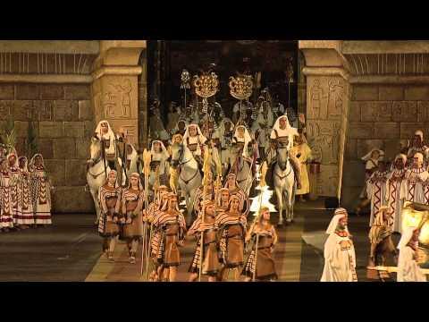 Verdi AIDA 3D (Arena di Verona)