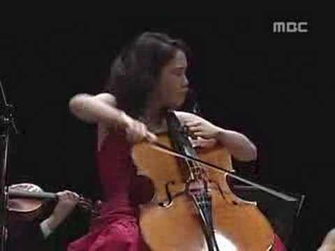 Han Na Chang - Haydn Cello Concerto No.1 in C Major(3/3)