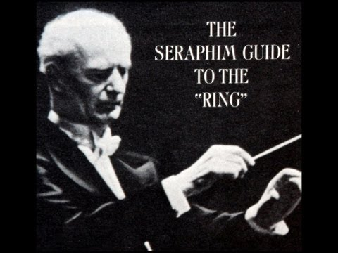 Wagner: The Seraphim Guide To The Ring - Wilhelm Furtwangler, 1953 Recording, 1972 LP
