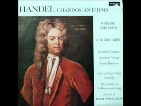 Forbes Robinson: That God is Great (Handel)