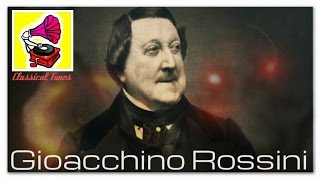 Essential Gioacchino Rossini. 1 Hour Classical Music. Energetic Arias Inspiring Optimistic Mood. HQ
