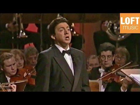 """Francisco Araiza: Franz Lehár - Wolga-Lied (aus """"Der Zarewitsch"""")"""