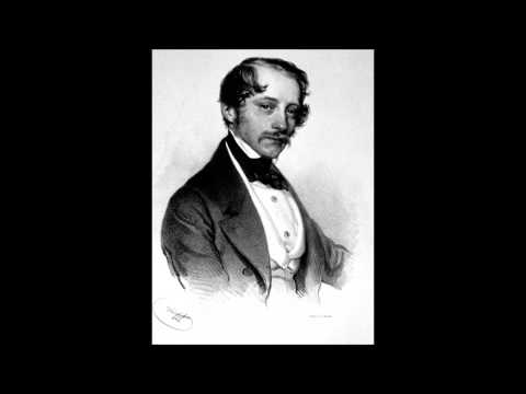 Otto Nicolai - Variazioni concertanti from Bellinis 'La Sonnambula', for soprano and clarinet, Op.26