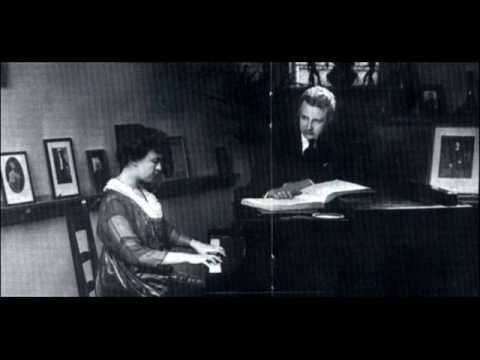 Bach Samaroff Organ Fugue G minor BWV 578 Samaroff Rec 1930