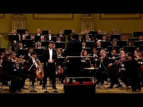 Wagner Birthday Gala - Jonas Kaufmann, Christian Thielemann, Staatskapelle Dresden (HD 1080p)