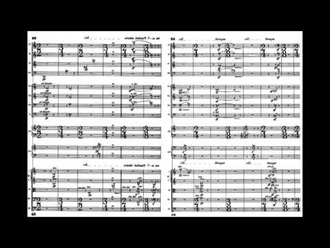 Anton Webern - Variations for Orchestra, Op. 30