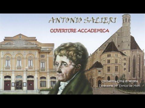 Antonio Salieri - Ouverture Accademica In Do Maggiore Per L'Onomastico Dell'Imperatore Giuseppe II