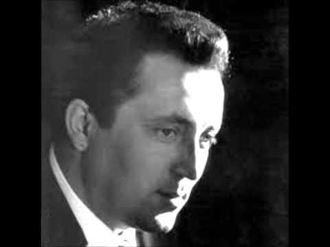 1. Fritz Wunderlich interpreta a Johann Sebastian Bach
