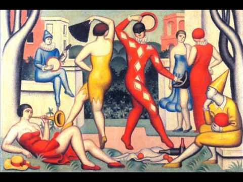 Jean Françaix -- Concertino for Piano & Orchestra (Françaix/BPO/Borchard, 1937)