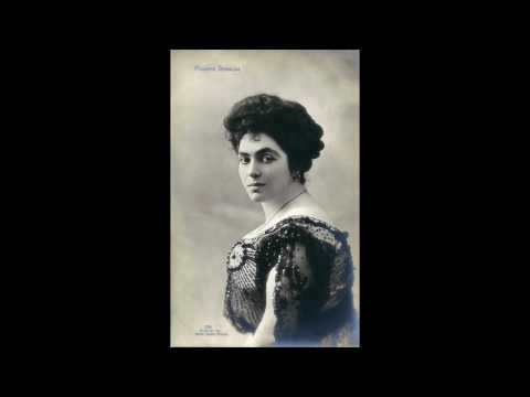 Soprano Pauline DONALDA: Two Songs (1908)