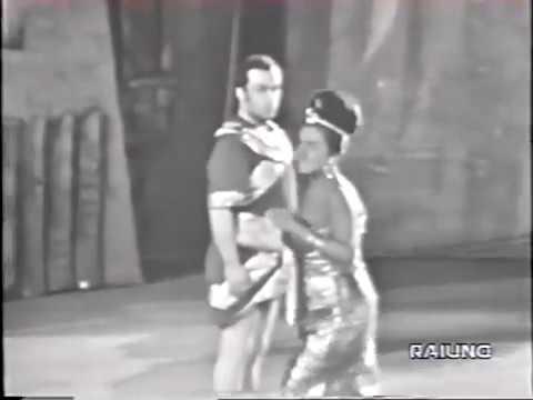 G. Verdi: Aida // Serafin - Arena di Verona - 1963