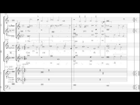 Dufay | Nuper rosarum flores [Huelgas Ensemble]