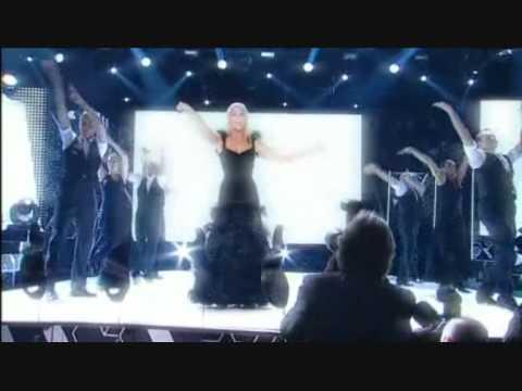 Malena Ernman - La Voix, Vinnare i Melodifestivalen 2009