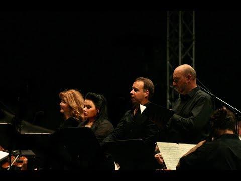Verdi REQUIEM - 'Lux aeterna' - Bernadett Fodor, Szabolcs Brickner, Géza Gábor