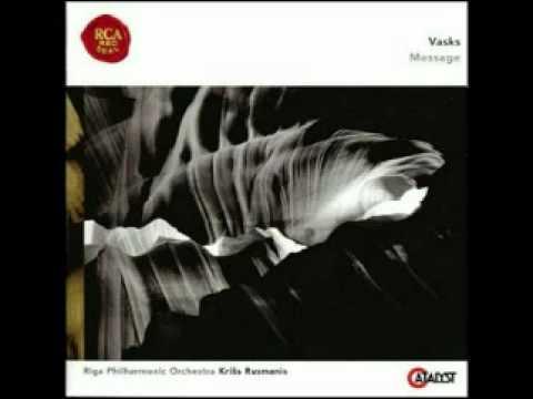 Peteris Vasks - Cantabile For String Orchestra