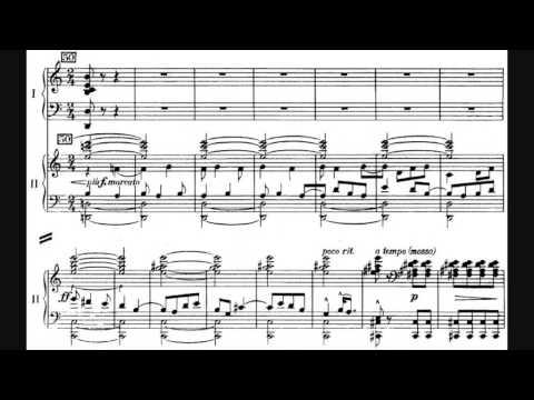 Béla Bartók - Piano Concerto No. 1