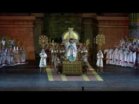AIDA di Giuseppe Verdi - Gloria Egitto - Arena di Verona - 94° Opera Festival