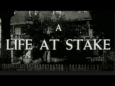 A Life at Stake (1954) Angela Lansbury, Keith Andes, Douglass Dumbrille.  Drama