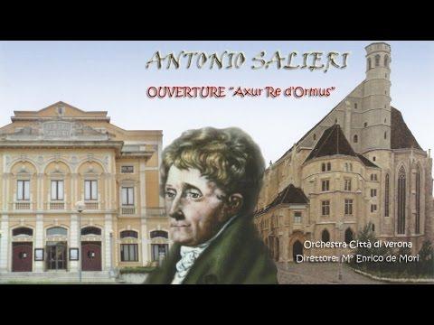 "Antonio Salieri - Ouverture ""Axur Re D'Ormus """