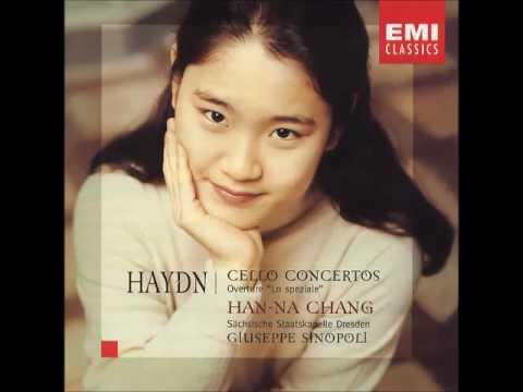 Chang Han-Na - Haydn Cello Concertos