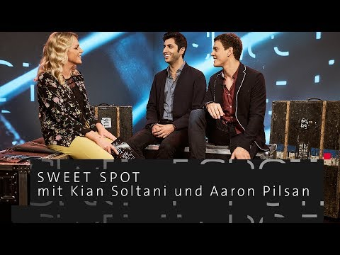 SWEET SPOT TV mit Kian Soltani (Violoncello) und Aaron Pilsan (Klavier)