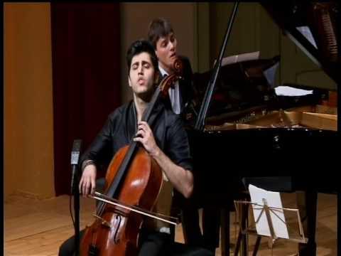 Schubert - Nacht und Träume - Kian Soltani/Aaron Pilsan