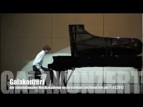 Franz Liszt: Ungarische Rhapsodie Nr. 6 für Klavier, Aaron Pilsan