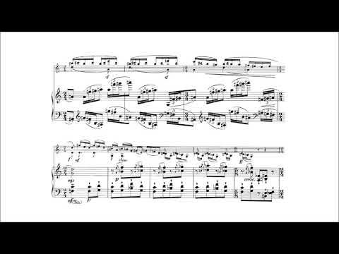 Béla Bartók - Violin Sonata No. 2 [With score]