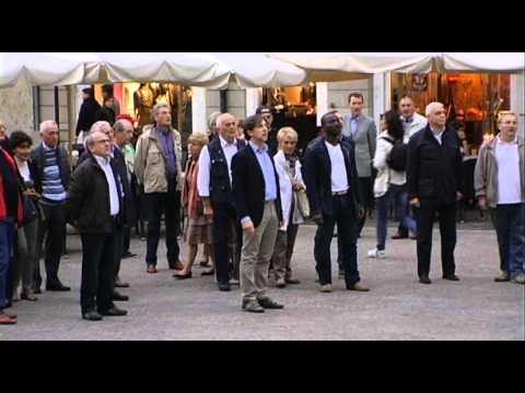 Flash Mob Giuseppe Verdi 2