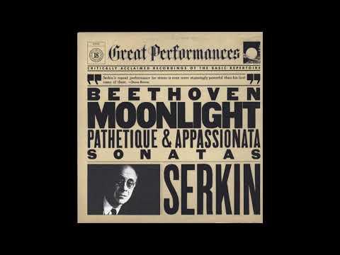 Rudolf Serkin Beethoven Sonata op.13 Pathetique