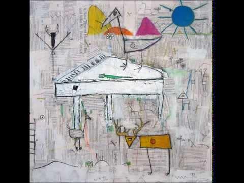 Anton Webern - Kinderstück (12 tone music, serial music, serialism)