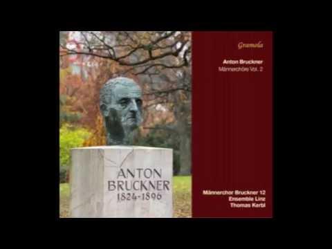 Anton Bruckner - Männerchöre Vol. 2