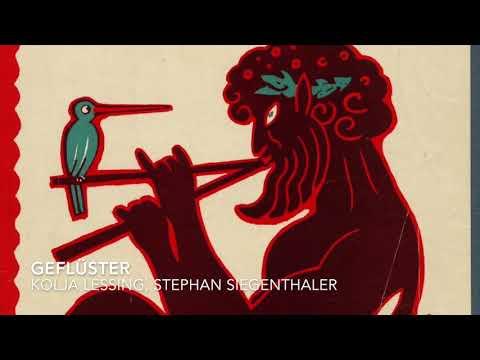 Geflüster für Geige und Klarinette - Dimitri Terzakis