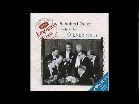 Franz Schubert Octet in F major D803 (Op.posth.166)
