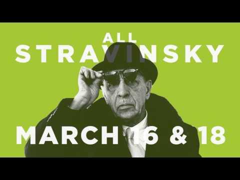 All Stravinsky with Franz Welser-Möst