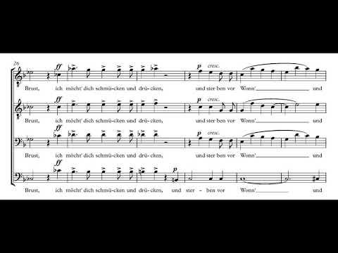 Bruckner - Der Abendhimmel, WAB 56