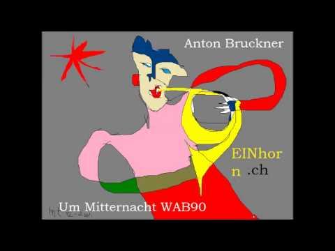 Anton Bruckner: Um Mitternacht