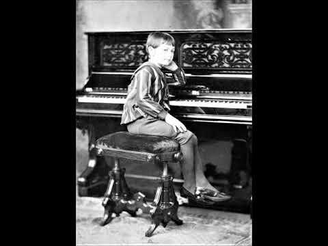 Josef Hofmann - Plays ,Chopin, Liszt, Mendelssohn, Rachmaninov