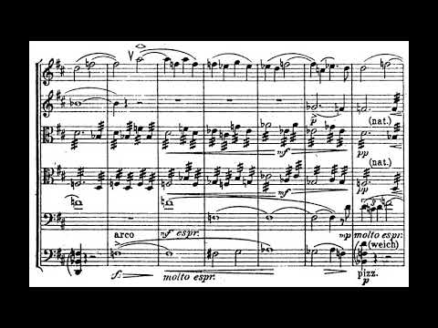 Korngold - Sextet (1916) op. 10 [audio + score]