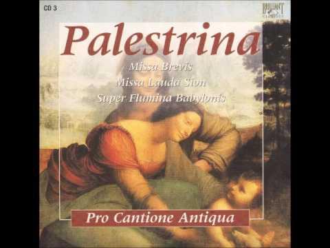 Palestrina Missa Brevis vol. 03