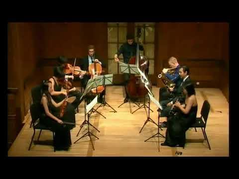 Schubert Octet in F major D 803 Op posth 166