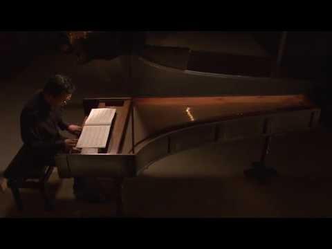 Cristofori Piano: Sonata number 6 by Lodovico Giustini
