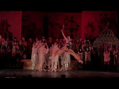 Polovtsian Dances, Prince Igor, Varna Opera and Ballet, 2 July 2019