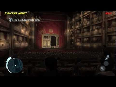 Assassin's Creed 3 Refresher Course / Sequence 1: Theatre Royal, Covent Garden 1754 [no commentary]
