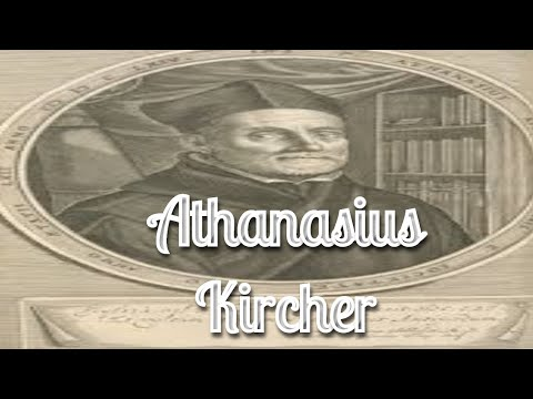 Athanasius Kircher By Manly P. Hall