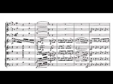 Franz Schubert   Octet in F  D.803 (with score)